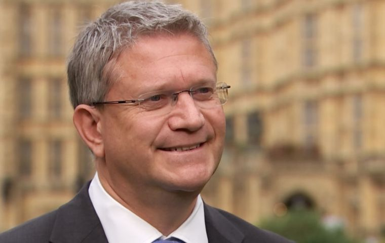 MP Rosindell believes there was no reason why BOTs could not have Members of the House of Lords straight away, while the House system is in process