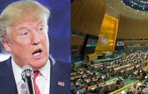 Trump will call on U.N. members Tuesday to confront Pyongyang over its nuclear weapons and intercontinental ballistic missile programs