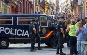 Among those arrested by the Guardia Civil police was Josep Maria Jove, secretary general of economic affairs and Catalonia's deputy vice president